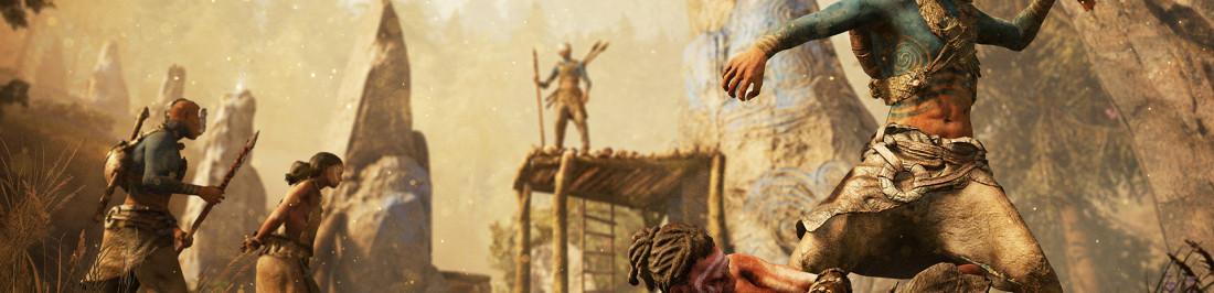 Eso fue rápido, Far Cry: Primal ya tiene fecha de salida, estos son los detalles