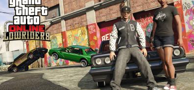 Ya estan disponible nuevas opciones para enchular tu vehículo en GTA V [Lowriders Update]