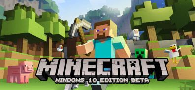 LagZero αlfa-βeta: Minecraft Windows 10 Edition