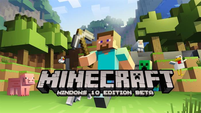 LagZero αlfa-βeta: Minecraft Windows 10 Edition