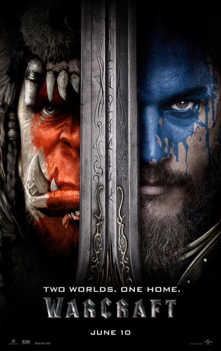 poster warcraft movie