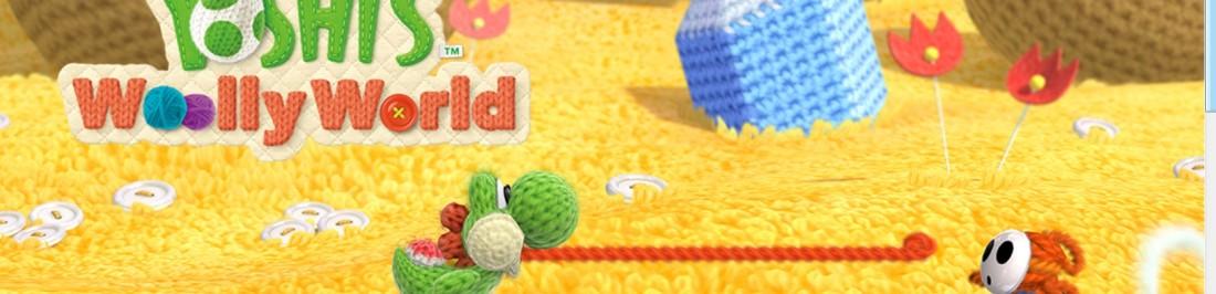 Desde hoy esta disponible Yoshi's Woolly World [YOSHI NIUS]