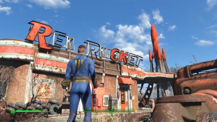 Ya se puede pre descargar Fallout 4 en PC y se deja ver en Ultra Settings [MASTER RACE NIUS]