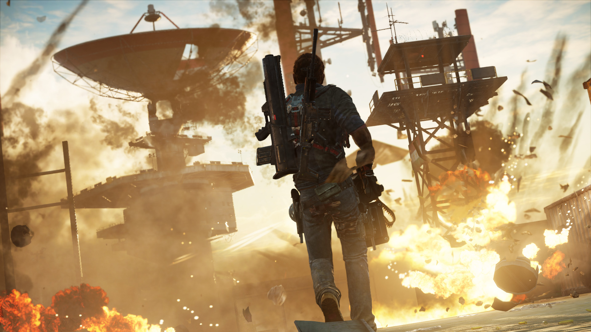 Uno de los mods multijugador para Just Cause 3 fue cancelado por una oferta difícil de rechazar