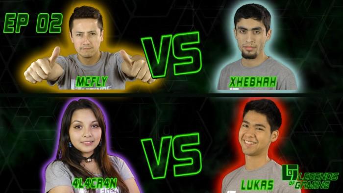 Legends of Gaming Chile | Episodio 2 [#LOGCHILE]