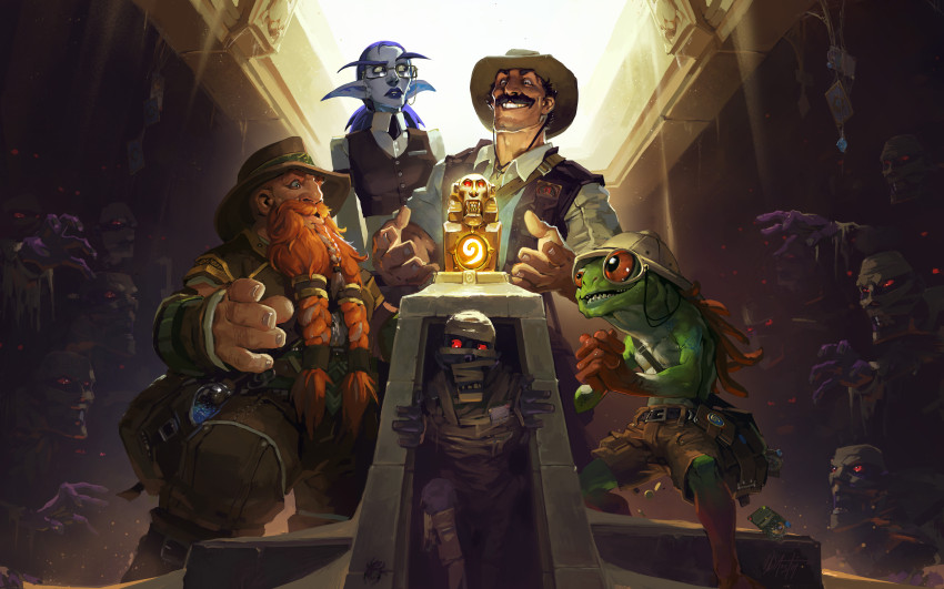 League of Explorers Key Art