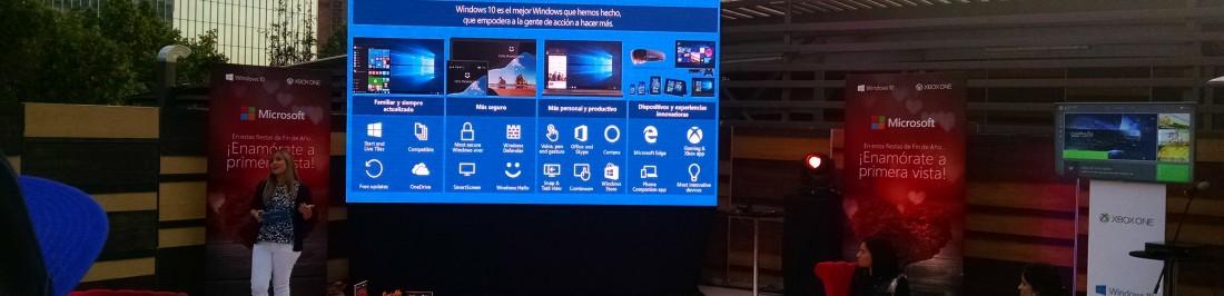 Microsoft nos presenta novedades de fin de año [EVENTOS]