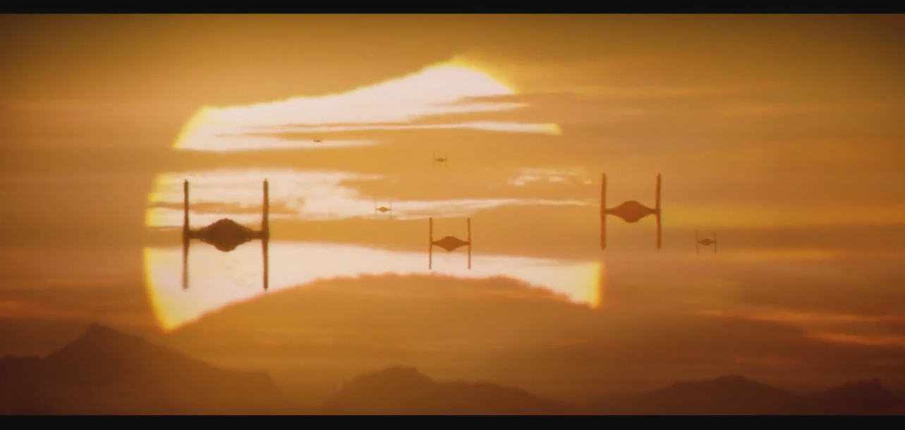 Nuevo trailer de Star Wars: The Force Awakens [SUELTEN A LUKE NIUS]