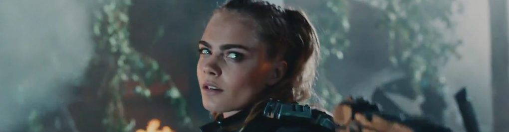 Call of Duty: Black Ops III Live Action Trailer [CARITA LINDA NIUS]