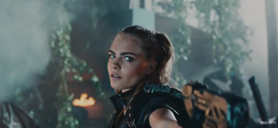 Call of Duty: Black Ops III Live Action Trailer [CARITA LINDA NIUS]