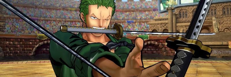 Nuevos personajes jugables revelados para One Piece: Burning Blood