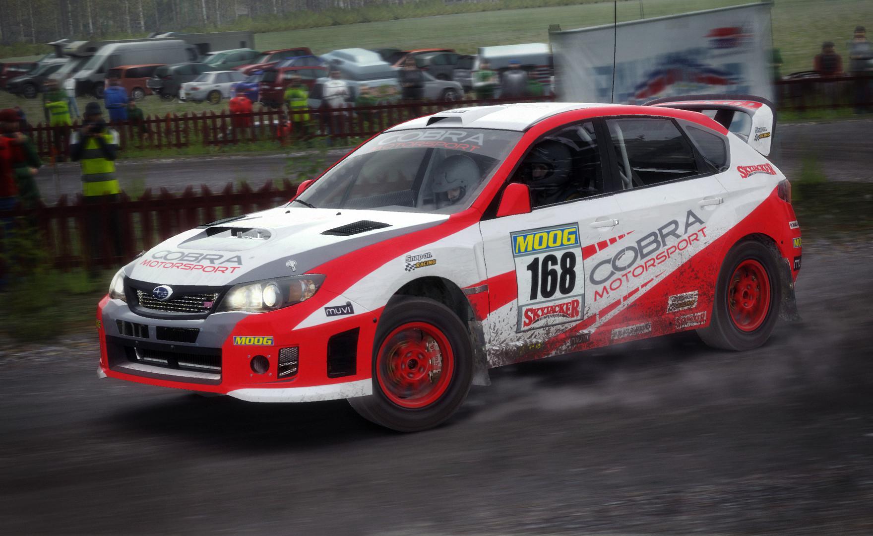 Dirt Rally suma y sigue, agregando nuevos vehículos en esta actualización gratuita