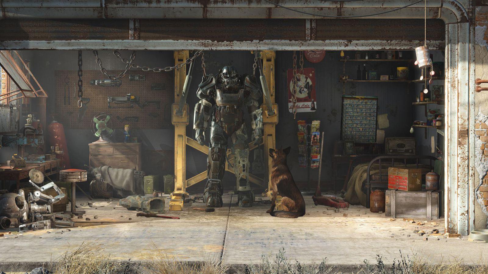 El trailer de lanzamiento de Fallout 4 nos prepara para su llegada [TRAILERS]