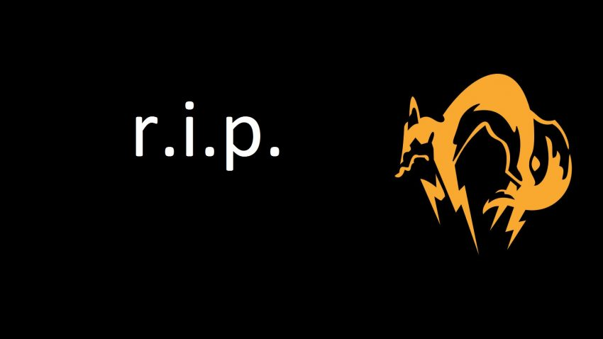 kojima productions rip