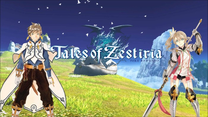LagZero Analiza: Tales of Zestiria [Review JRPG]