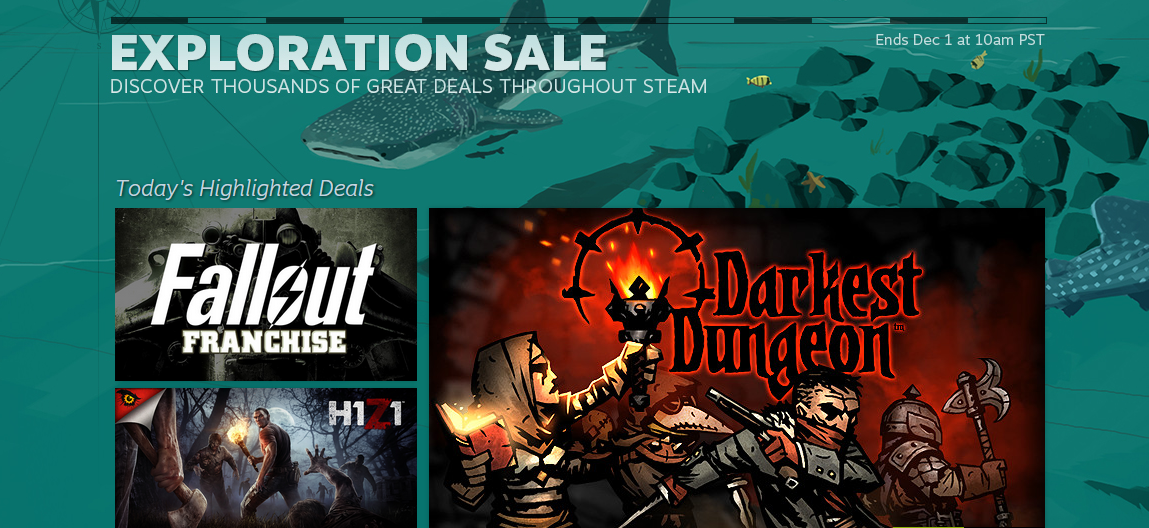 Muchas ofertas de Steam, Blizzard y el Humble Codemasters Bundle [Shut Up And Take My Money]