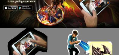 Te mostramos Kazooloo, juego de realidad aumentada que llegó a Chile [LagZero Mobile]