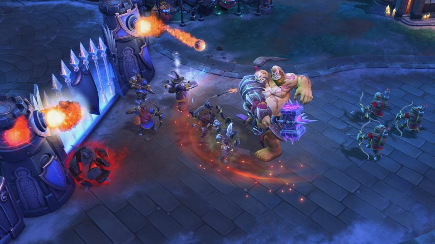 Heroes Of The Storm Chogall