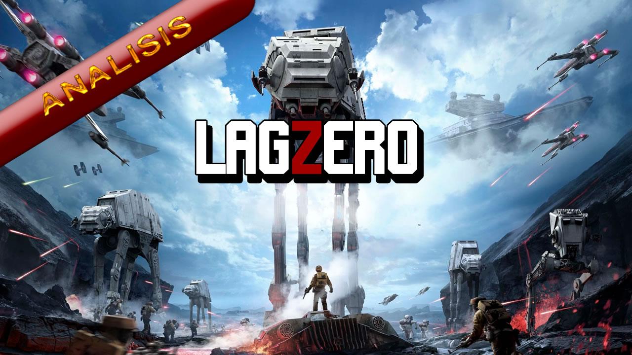 LagZero Analiza: Star Wars Battlefront [Precaución puede despertar tu lado oscuro]