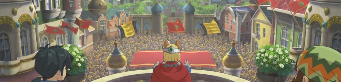 Trailer de Ni No Kuni II: Revenant Kingdom [GRACIAS POR TANTO DON HAYAO]