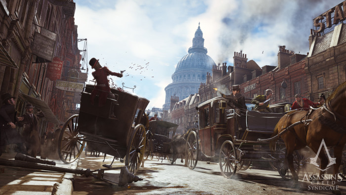 LagZero Analiza: Assassin's Creed Syndicate [Reseña Industrial]