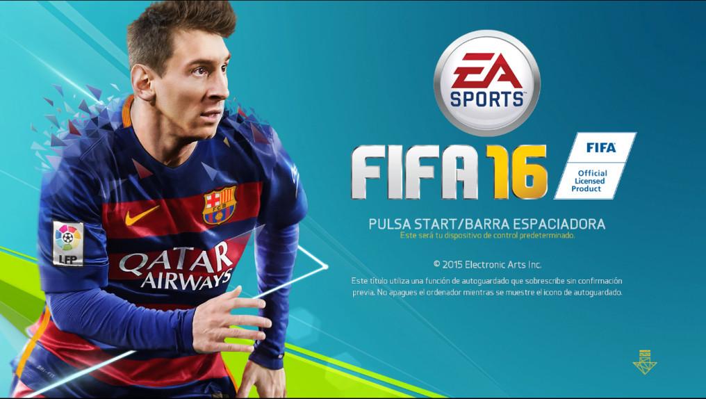 FIFA 16 ya se encuentra en el EA Access y Origin Access