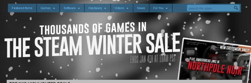 ofertas invierno steam 2015
