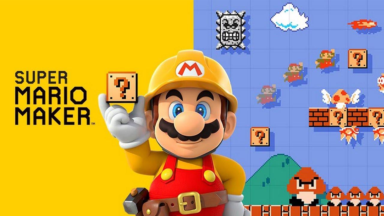 LagZero Analiza: Super Mario Maker [Fabrica de sueños]