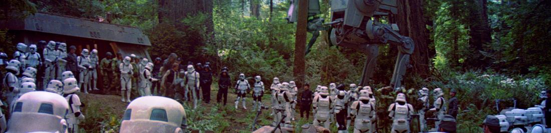 Star Wars Battlefront en modo vida real [VIDEO]