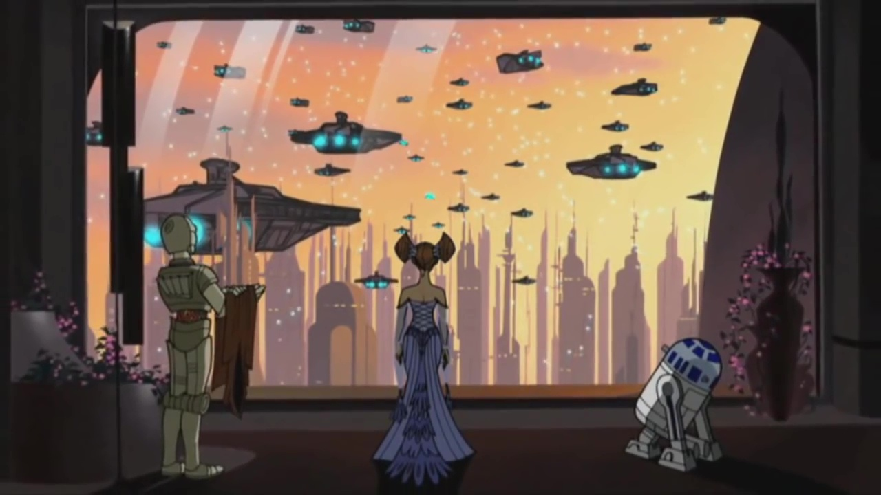 Por que la serie animada de Clone Wars fue lo único bueno de las pre-cuelas [Fiebre Star Wars]