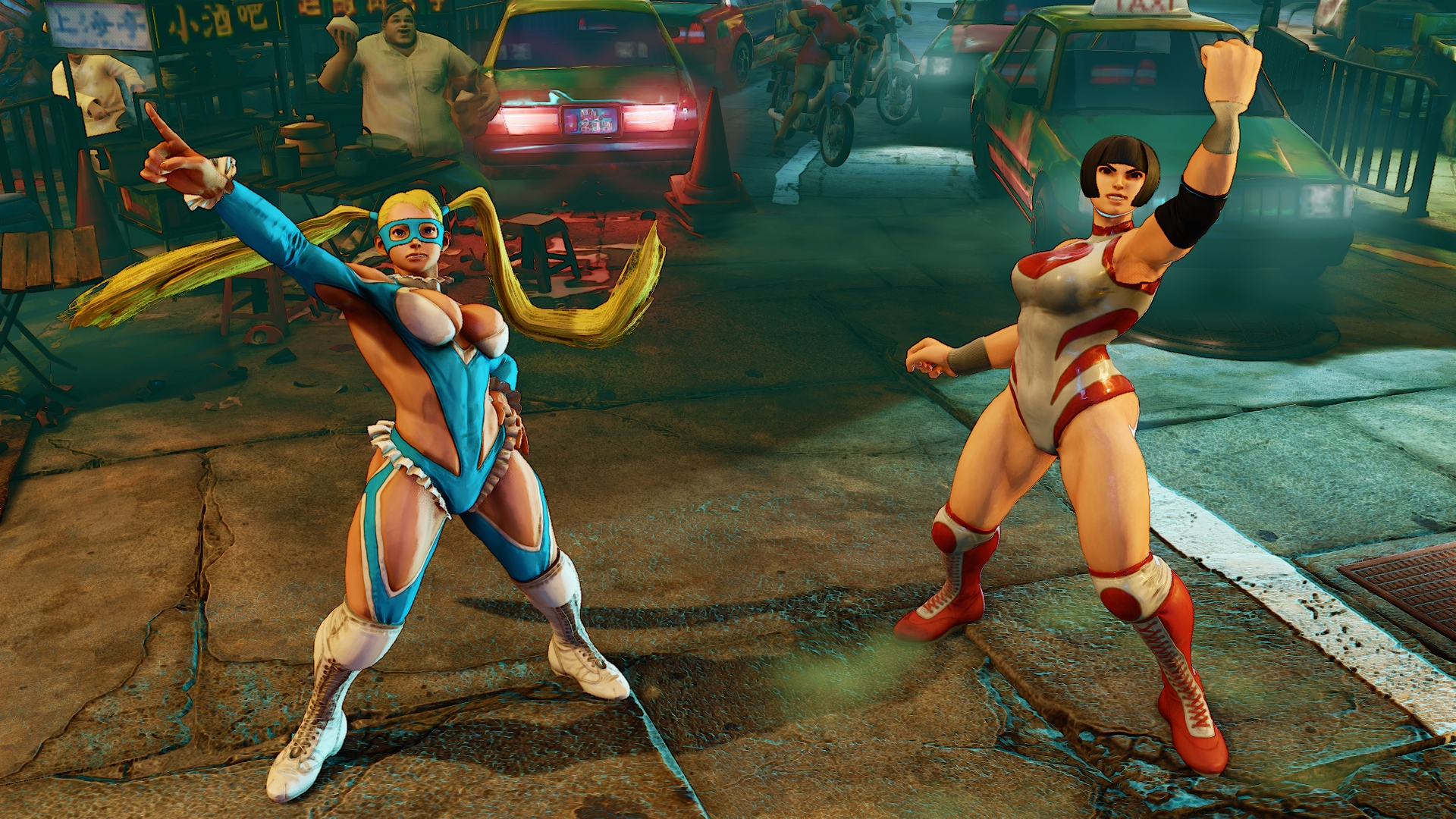 Mira el trailer del DLC de historia de Street Fighter V [VIDEO]