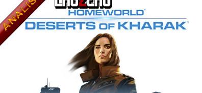 LagZero Analiza: Homeworld: Deserts of Kharak