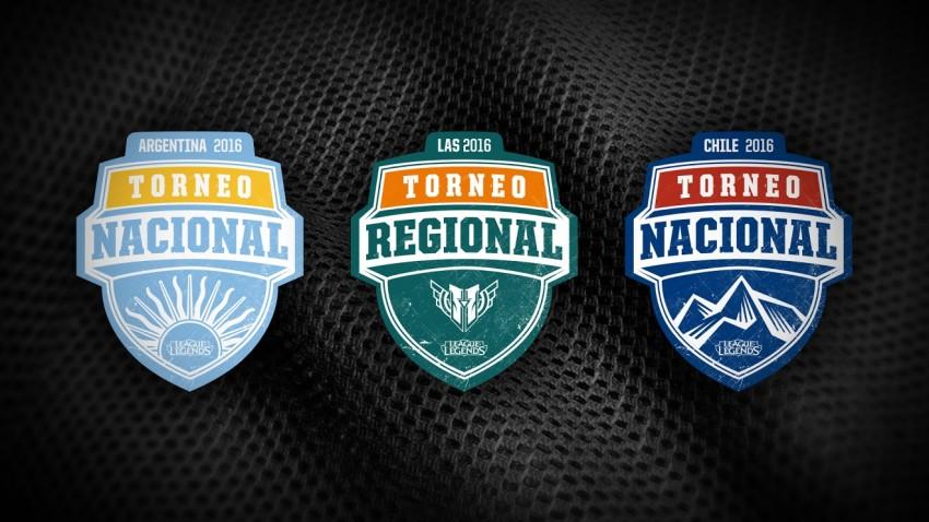 Logos de Torneos Nacionales