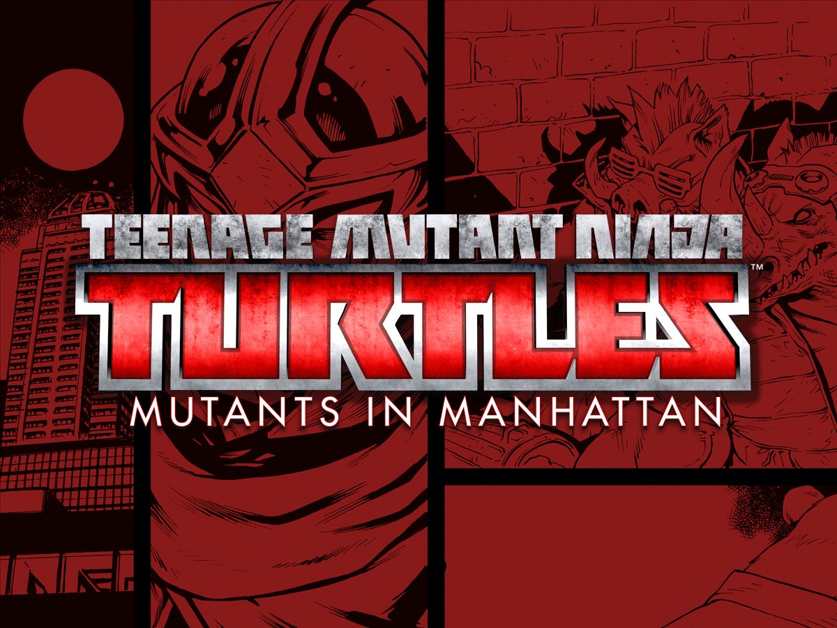 Anunciado oficialmente Teenage Mutant Ninja Turtles: Mutants in Manhattan