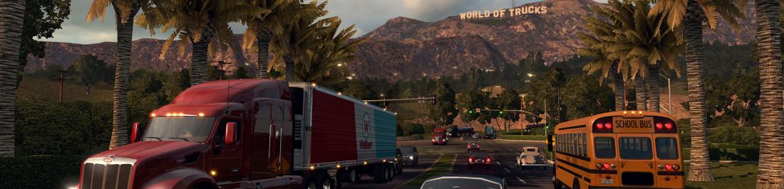 American Truck Simulator hace realidad tu sueño oculto de recorrer EE.UU. en camión [Trailer]