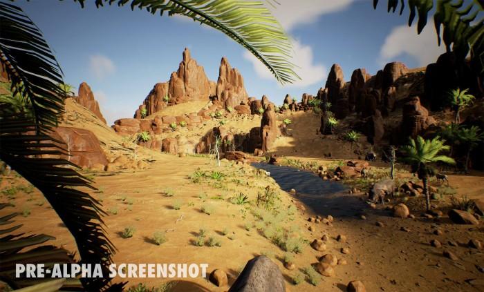 Anunciado Conan Exile otro juego de supervivencia que se une a la lista