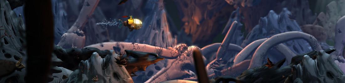 Song of the Deep es un interesante metroidvania en las profundidades del océano