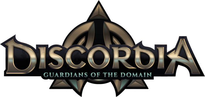 Discordia Guardians of the Domain Logo