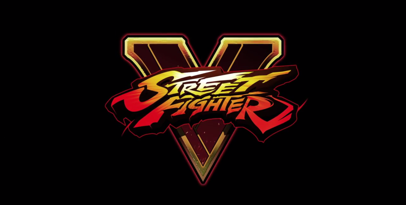 LOGO Street Fighter V