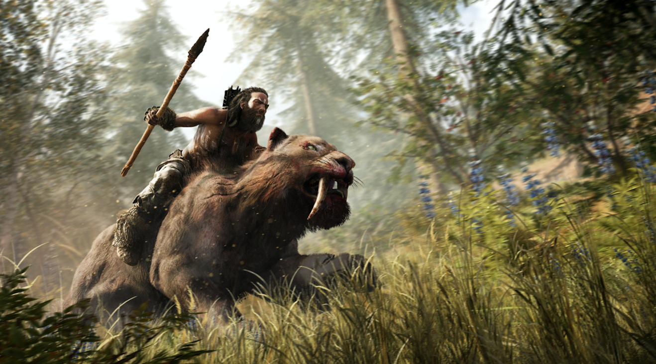 LagZero Analiza: Far Cry Primal