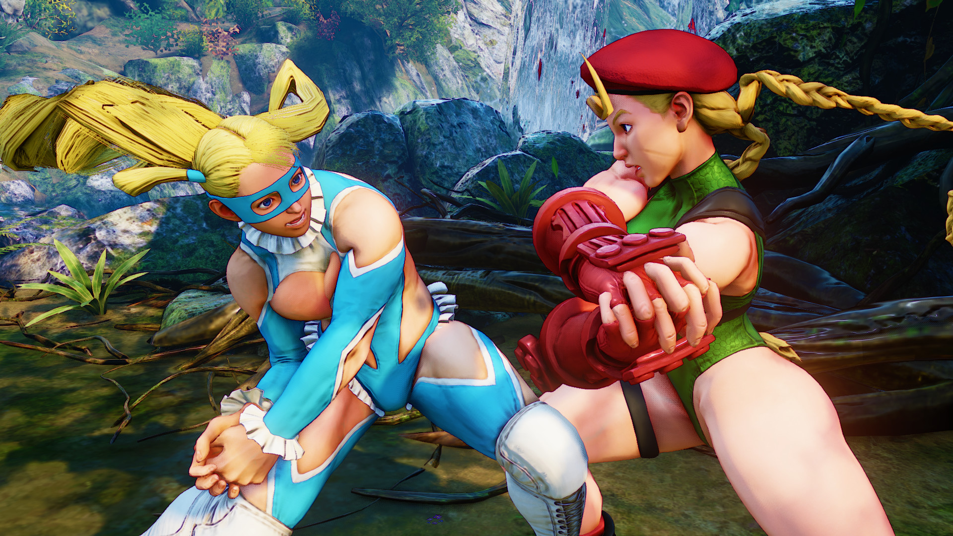Mira el trailer de lanzamiento de Street Fighter V [VIDEO]