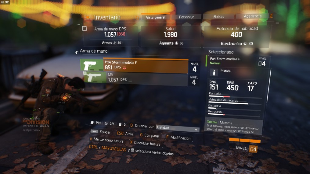 Tom Clancy's The Division Beta2016-1-29-22-16-1