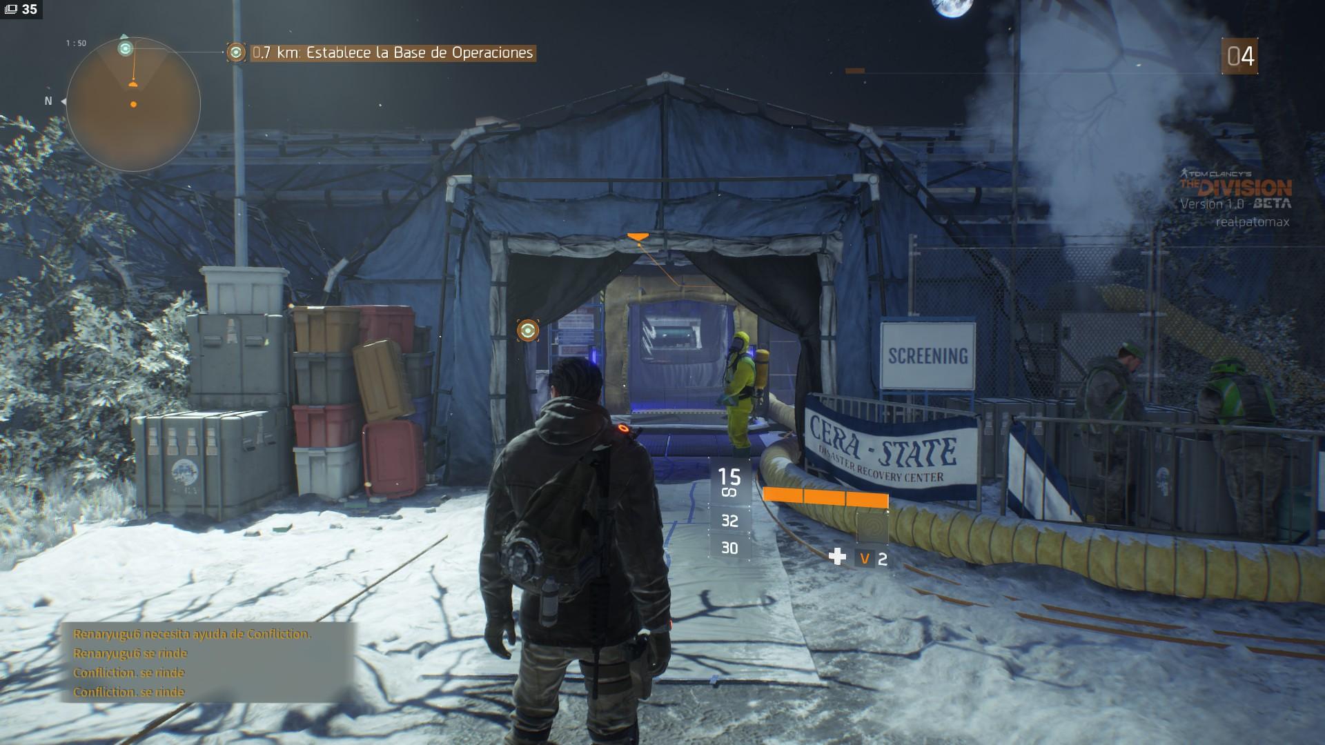 Este trailer de The Division en PC muestra alguno de sus efectos en gloriosos 60 cuadros por segundo