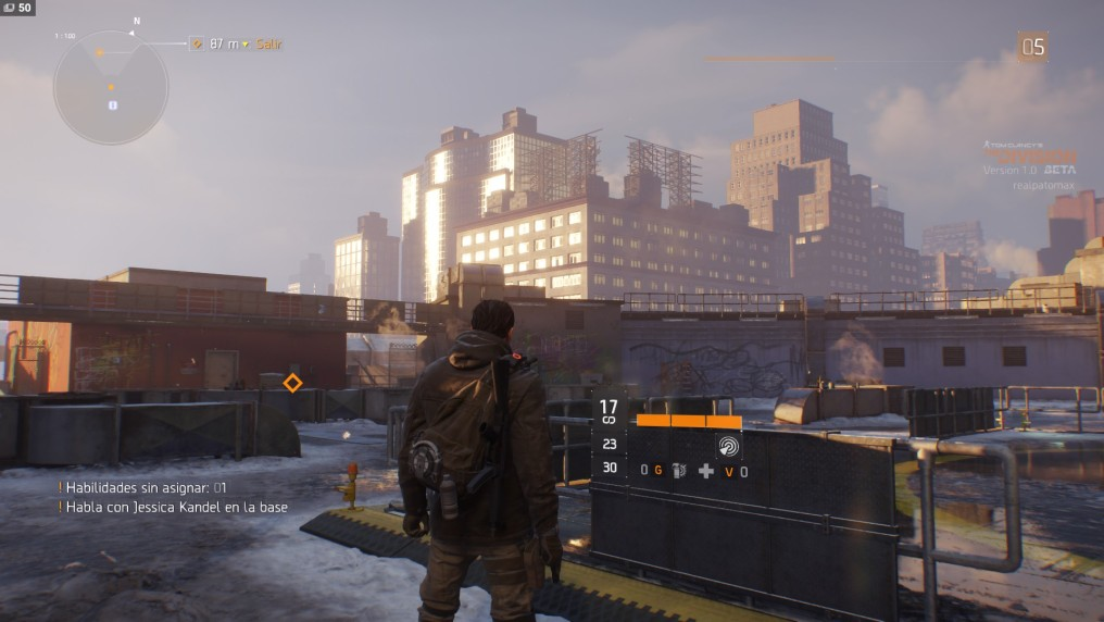 Tom Clancy's The Division Beta2016-1-29-23-1-33