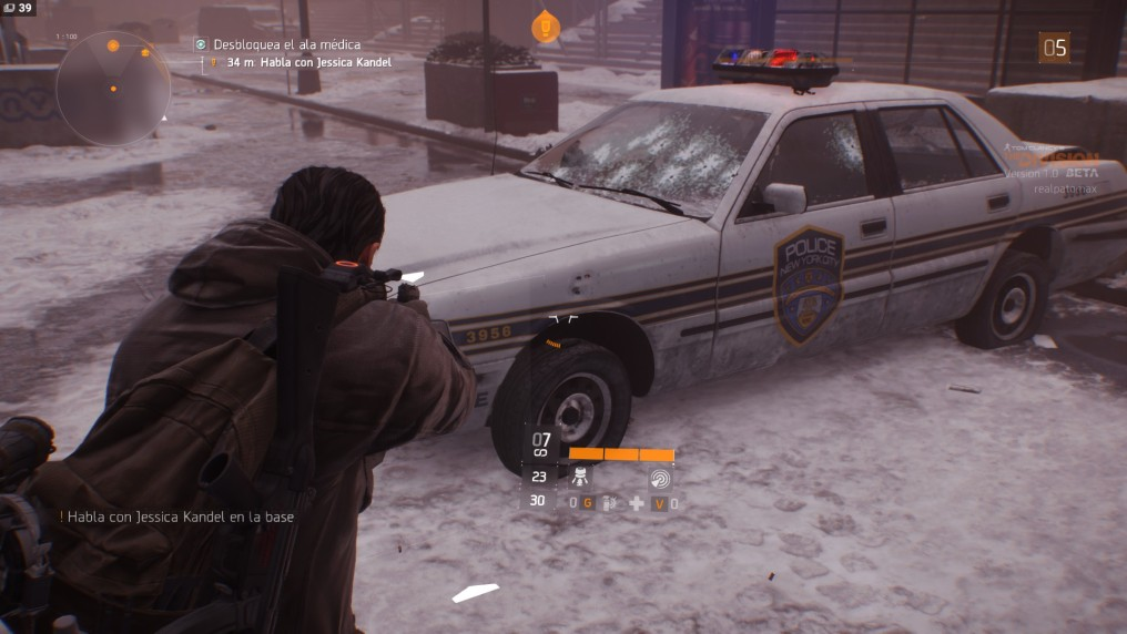 Tom Clancy's The Division Beta2016-1-29-23-6-30
