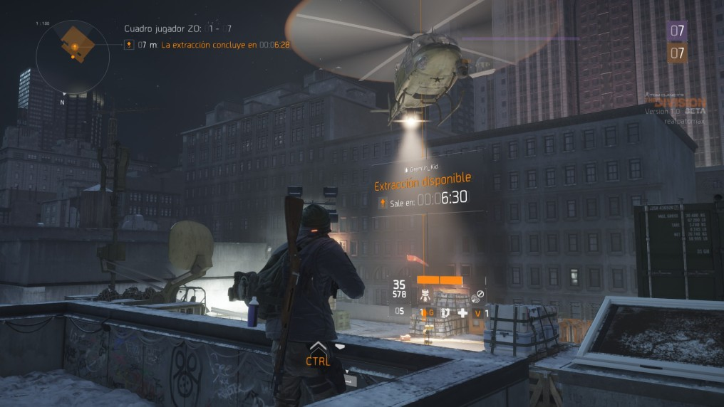 Tom Clancy's The Division Beta2016-1-31-14-52-52