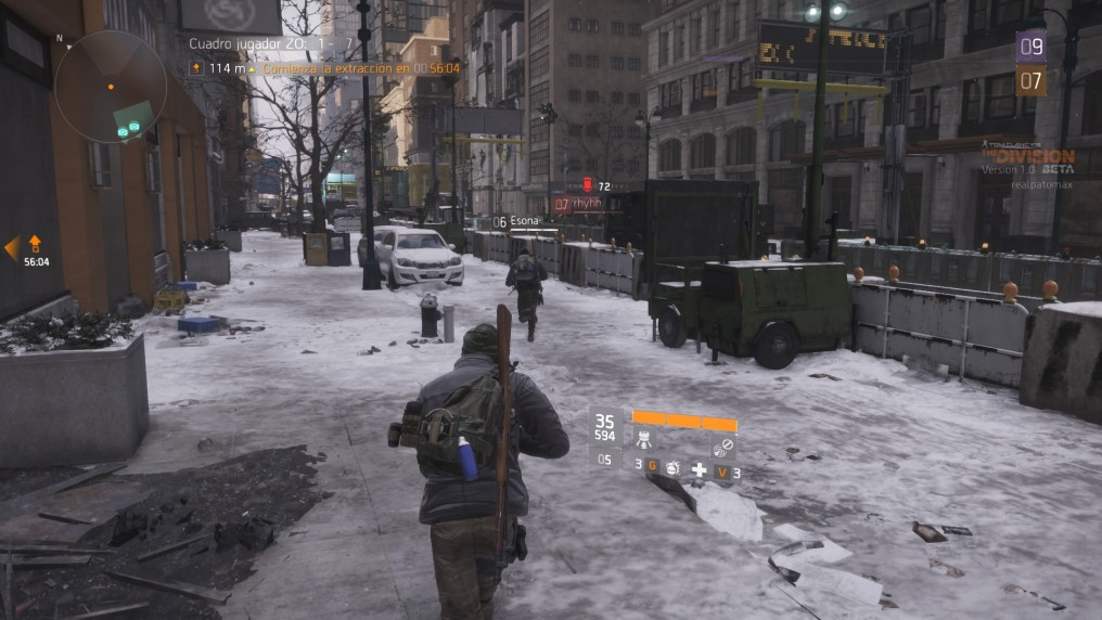 Tom Clancy's The Division Beta2016-1-31-23-1-51