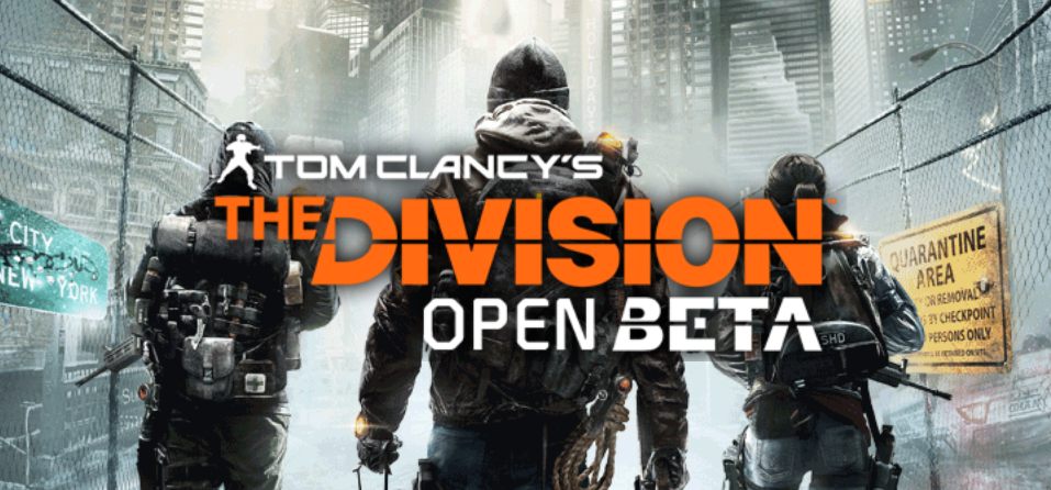open beta the division