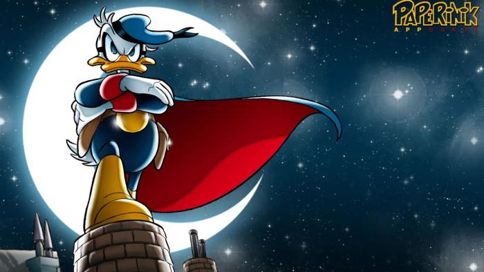 Se acuerdan cuando el Pato Donald derrotaba alienigenas y viajaba a través del tiempo [LZ Nite]
