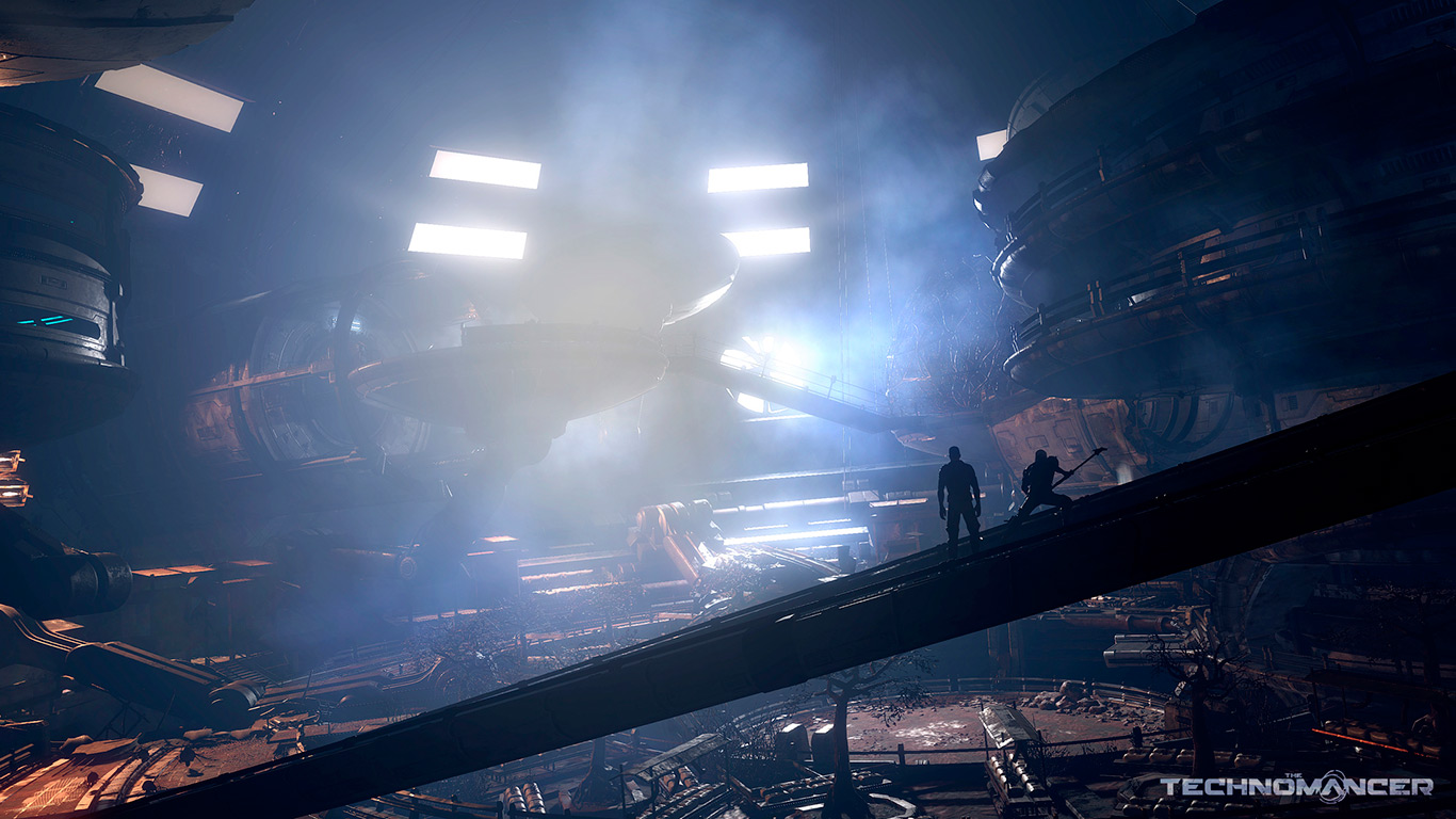 The Technomancer es tu dosis anual de RPG en tierras salvajes